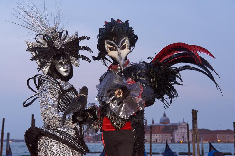 Venice Carnival 2019 – Stephan Hastreiter