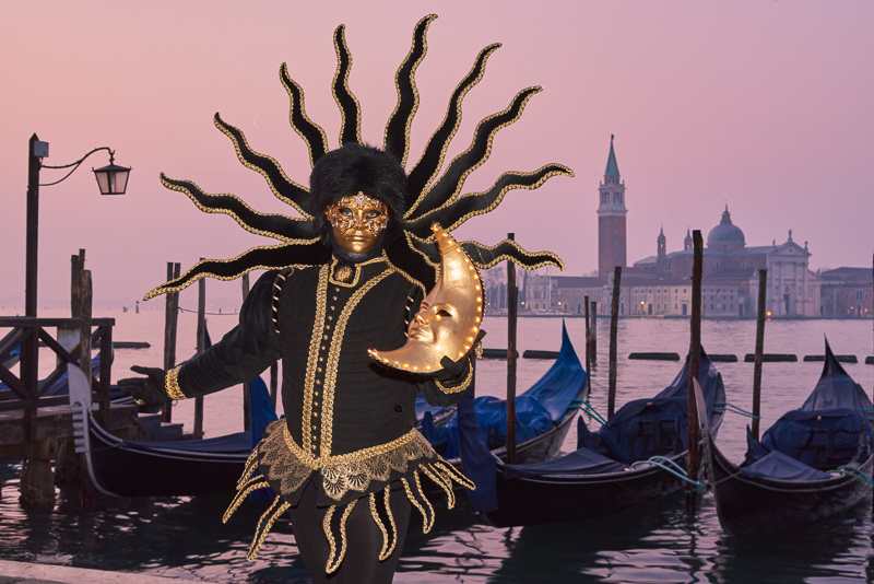 Venice Carnival 2019